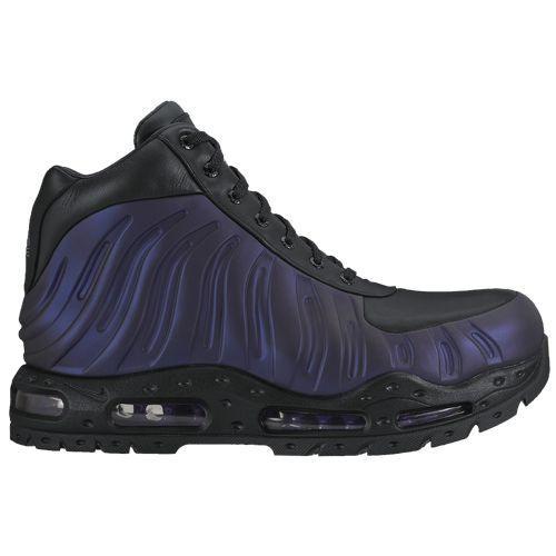 (取寄)Nike ナイキ メンズ フォームドーム ブーツ Nike Men's Foamdome Varsity Purple Black