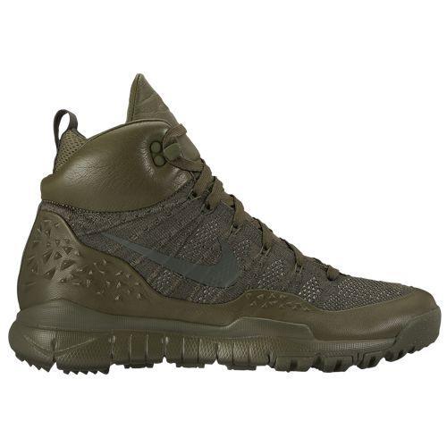 (取寄)Nike ナイキ メンズ ルピネク フライニット Nike Men's Lupinek Flyknit Cargo Khaki Sequoia