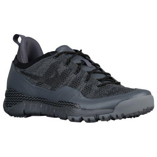 (取寄)Nike ナイキ メンズ ルピネク フライニット Nike Men's Lupinek Flyknit Dark Grey Black Cool Grey
