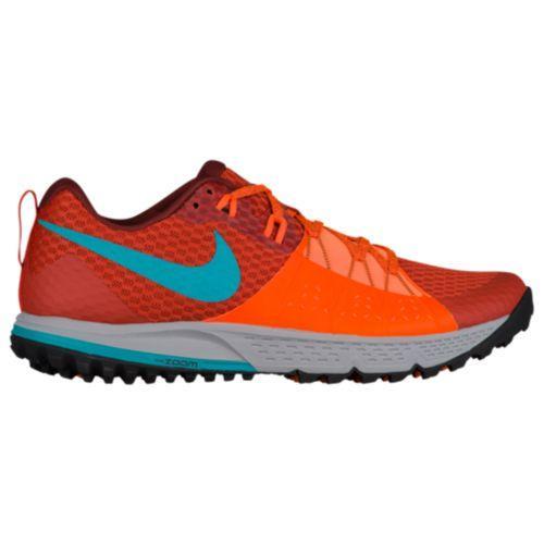 (取寄)Nike ナイキ メンズ ズーム ワイルドホース 4 ランニングシューズ スニーカー Nike Men's Zoom Wildhorse 4 Dragon Red Turbo Green Total Orange