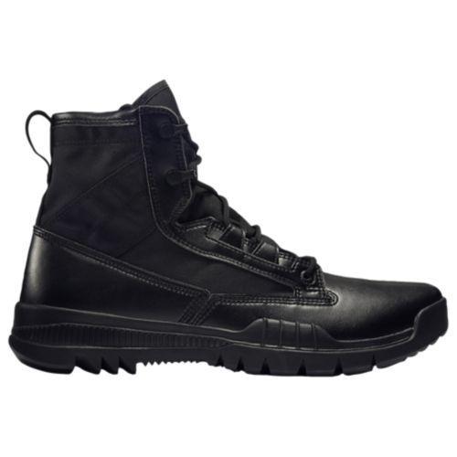 """(取寄)Nike ナイキ メンズ SFB フィールド 6 トレーニング ブーツ Nike Men's SFB Field 6"""" Training Boots Black Black"""