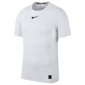 (取寄)Nike ナイキ メンズ Tシャツ プロ フィッティド ショート スリーブ トップ Nike Men's Pro Fitted Short Sleeve Top White Black Black