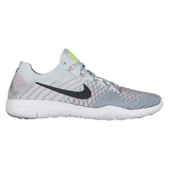 huge selection of d179d e289e (order) Nike Lady s-free TR fly knit 2 training shoes Nike Women s Free TR  Flyknit 2 Pure Platinum Anthracite Plum Fog Mica Blue Volt