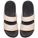 e7bf918f16a39 (order) ナイキレディースベナッシデュオウルトラスライド Nike Women s Benassi Duo Ultra Slide  Crimson Tint White Black