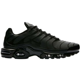 (order) Nike men Air Max plus Nike Men's Air Max Plus Black Black Black