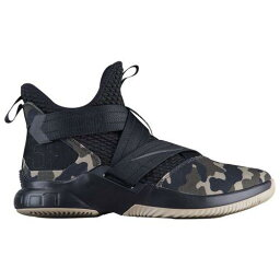 (索取)耐吉人軍人12 SFG露華濃詹姆斯Nike Mens Soldier XII SFG Lebron James Black Hazel Rush