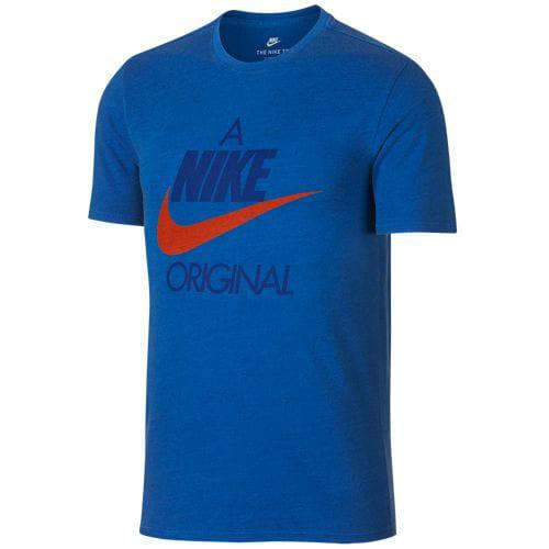 (取寄)ナイキ メンズ オリジナル Tシャツ Nike Men's Original T-Shirt Game Royal Team Orange