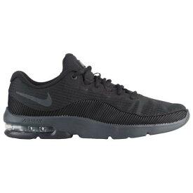 (取寄)ナイキ メンズ スニーカー バッシュ エアマックス アドバンテージ 2 バスケットシューズ Nike Men's Air Max Advantage 2 Black Anthracite