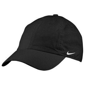 (取寄)ナイキ メンズ チーム キャンパス キャップ 帽子 Nike Men s Team Campus Cap Black 7217f49d311