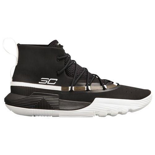 (取寄)アンダーアーマー メンズ SC スリーゼロ 2 ステファン カリー Underarmour Men's SC 3Zero II Stephen Curry Black White