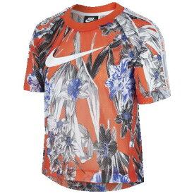 (取寄)ナイキ レディース ウルトラ フェム ショートスリーブ トップ Nike Women's Ultra Femme Short-Sleeve Top Team Orange