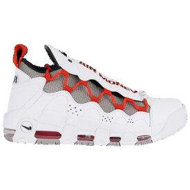 【クーポンで最大2000円OFF】(取寄)ナイキ メンズ エア モア マネー Nike Men's Air More Money White Black Habanero Red Atmosphere Grey