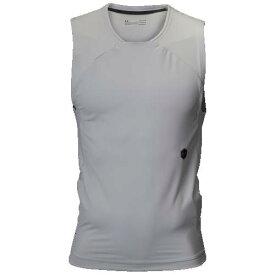 (取寄)アンダーアーマー メンズ ラッシュ コンプレッション S/L Tシャツ Underarmour Men's Rush Compression S/L T-Shirt Mod Grey Black
