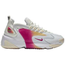 【クーポンで最大2000円OFF】(取寄)ナイキ レディース ズーム 2K Nike Men's Zoom 2K White Rush Pink Sail Melon Tint
