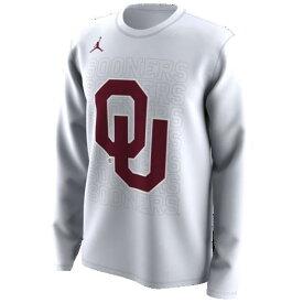 (取寄)ジョーダン メンズ カレッジ ベンチ レジェンド ロングスリーブ Tシャツ Jordan Men's College Bench Legend L/S T-Shirt White