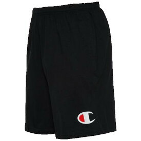 (取寄)チャンピオン メンズ クラシック ジャージー グラフィック ショート Champion Men's Classic Jersey Graphic Short Black