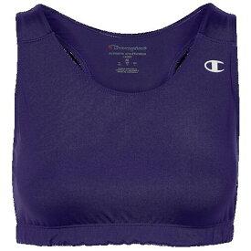 (取寄)チャンピオン レディース エッセンシャル レーサーバック ブラ Champion Women's Essential Racerback Bra Purple