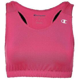(取寄)チャンピオン レディース エッセンシャル レーサーバック ブラ Champion Women's Essential Racerback Bra Wow Pink