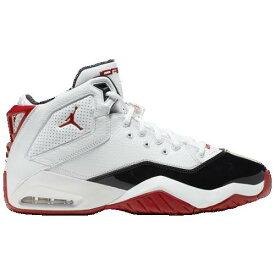 【クーポンで最大2000円OFF】(取寄)ジョーダン メンズ ビーロイヤル Jordan Men's B'Loyal White Varsity Red Black