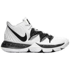 (取寄)ナイキ メンズ カイリー 5 Nike Men's Kyrie 5 White Black