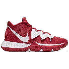 (取寄)ナイキ メンズ カイリー 5 Nike Men's Kyrie 5 University Red White