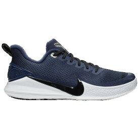 【クーポンで最大2000円OFF】(取寄)ナイキ メンズ マンバ フォーカス Nike Men's Mamba Focus Midnight Navy Black White Metallic Silver