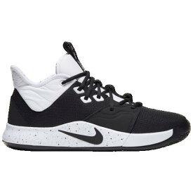 (取寄)ナイキ メンズ PG 3 Nike Men's PG 3 Black White