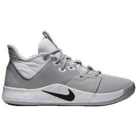 (取寄)ナイキ メンズ PG 3 Nike Men's PG 3 Wolf Grey Black White