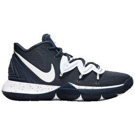 (取寄)ナイキ メンズ カイリー 5 Nike Men's Kyrie 5 Midnight Navy White