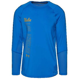 (取寄)アンダーアーマー メンズ カレッジ トレーニング ロングスリーブ Tシャツ UCLA ブルーインズ Underarmour Men's College Training L/S T-Shirt UCLA ブルーインズ Blue
