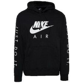 (取寄)ナイキ メンズ パーカー JDI フリース フーディ Nike Men's JDI Fleece Hoodie Black White
