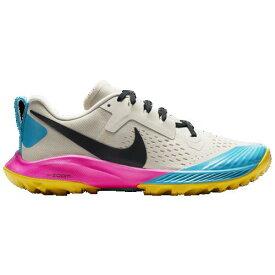 (取寄)ナイキ レディース エア ズーム テラ カイガー 5 Nike Women's Air Zoom Terra Kiger 5 Lt Orewood Brn Black Pink Blast Brt Citron