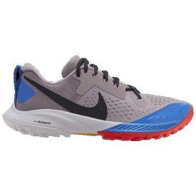 (取寄)ナイキ レディース エア ズーム テラ カイガー 5 Nike Women's Air Zoom Terra Kiger 5 Pumice Oil Grey Pacific Blue Brt Crimson Univ Gold