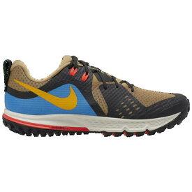 (取寄)ナイキ メンズ ズーム ワイルドホース 5 Nike Men's Zoom Wildhorse 5 Beechtree University Gold Off Noir Pacific Blue