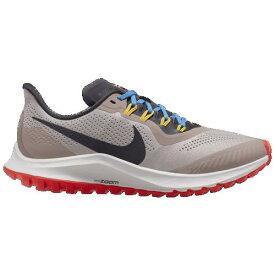 (取寄)ナイキ レディース エア ズーム ペガサス 36 トレイル Nike Women's Air Zoom Pegasus 36 Trail Pumice Oil Grey Pacific Blue Brt Crimson Univ Gold
