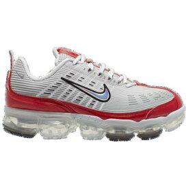 【クーポンで最大2000円OFF】(取寄)ナイキ メンズ エア ヴェイパーマックス 360 Nike Men's Air Vapormax 360 Vast Grey White Particle Grey