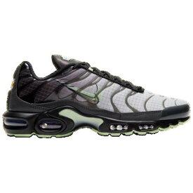 (取寄)ナイキ スニーカー メンズ エアマックス プラス シューズ Nike Men's Air Max Plus Black Vapor Green Anthracite