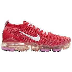 【クーポンで最大2000円OFF】(取寄)ナイキ レディース エア ヴェイパーマックス フライニット 3 Nike Women's Air VaporMax Flyknit 3 Track Red White