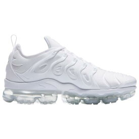 【クーポンで最大2000円OFF】(取寄)ナイキ メンズ エア ヴェイパーマックス プラス Nike Men's Air Vapormax Plus White White Pure Platinum