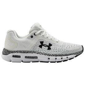 (取寄)アンダーアーマー メンズ シューズ ホバー インフィニット 2 Underarmour Men's Shoes Hovr Infinite 2 White White Black