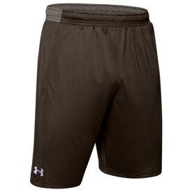 """(取寄)アンダーアーマー メンズ チーム ロッカー 9"""" ポケット ショーツ Underarmour Men's Team Locker 9"""" Pocketed Shorts Cleveland Brown"""