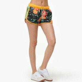 (取寄)プーマ レディース プーマ 10 スー ツァイ ショーツ Women's PUMA X Sue Tsai Shorts Black Peony