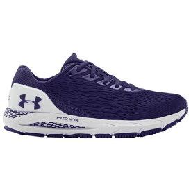 (取寄)アンダーアーマー レディース シューズ ホバー ソニック 3 Underarmour Women's Shoes HOVR Sonic 3 Purple White Purple