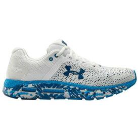 (取寄)アンダーアーマー メンズ シューズ ホバー インフィニット 2 Underarmour Men's Shoes Hovr Infinite 2 White Electric Blue Graphite Blue