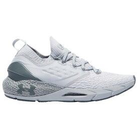 (取寄)アンダーアーマー メンズ シューズ ホバー ファントム 2 Underarmour Men's Shoes HOVR Phantom 2 Mod Gray Mod Gray Pitch Gray
