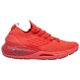 (取寄)アンダーアーマー メンズ シューズ ホバー ファントム 2 Underarmour Men's Shoes HOVR Phantom 2 Versa Red Versa Red Cordova