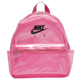 (取寄)ナイキ メンズ ジャスト ドゥ It ミニ バックパック リュック - ユース Nike Men's Just Do It Mini Backpack - Youth Pink Blast Black 送料無料