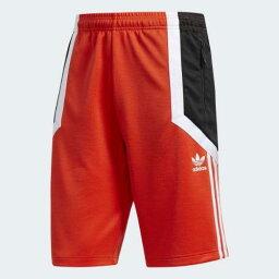(索取)愛迪達原始物人新星短褲adidas originals Mens Nova Shorts Solar Red/Black