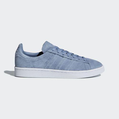 (取寄)アディダス オリジナルス メンズ キャンパス ステッチ アンド ターン シューズ adidas originals Men's Campus Stitch and Turn Shoes Raw Grey / Raw Grey / Running White