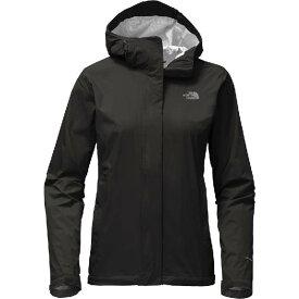 【クーポンで最大2000円OFF】(取寄)ノースフェイス レディース ベンチャー 2 ジャケット The North Face Women Venture 2 Jacket Tnf Black